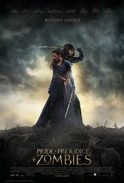 Watch Pride and Prejudice and Zombies (2016) BluRay