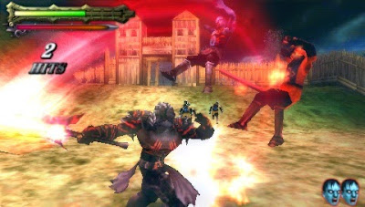 Undead Knights (USA) PSP Android ISO Compressed