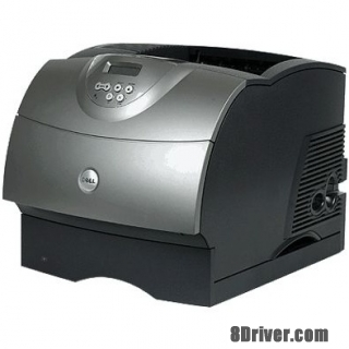 download Dell 5200n printer's driver