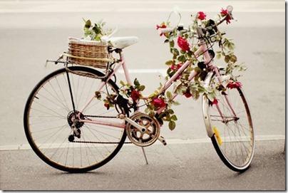 imágenes de bicicletas con flores (14)