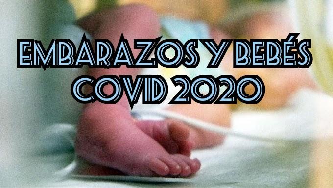 Bebés COVID 2020