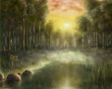 Magick Landscape Of Dream