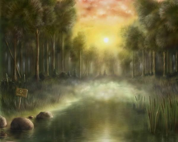 Magick Landscape Of Dream, Fantasy Scenes 3