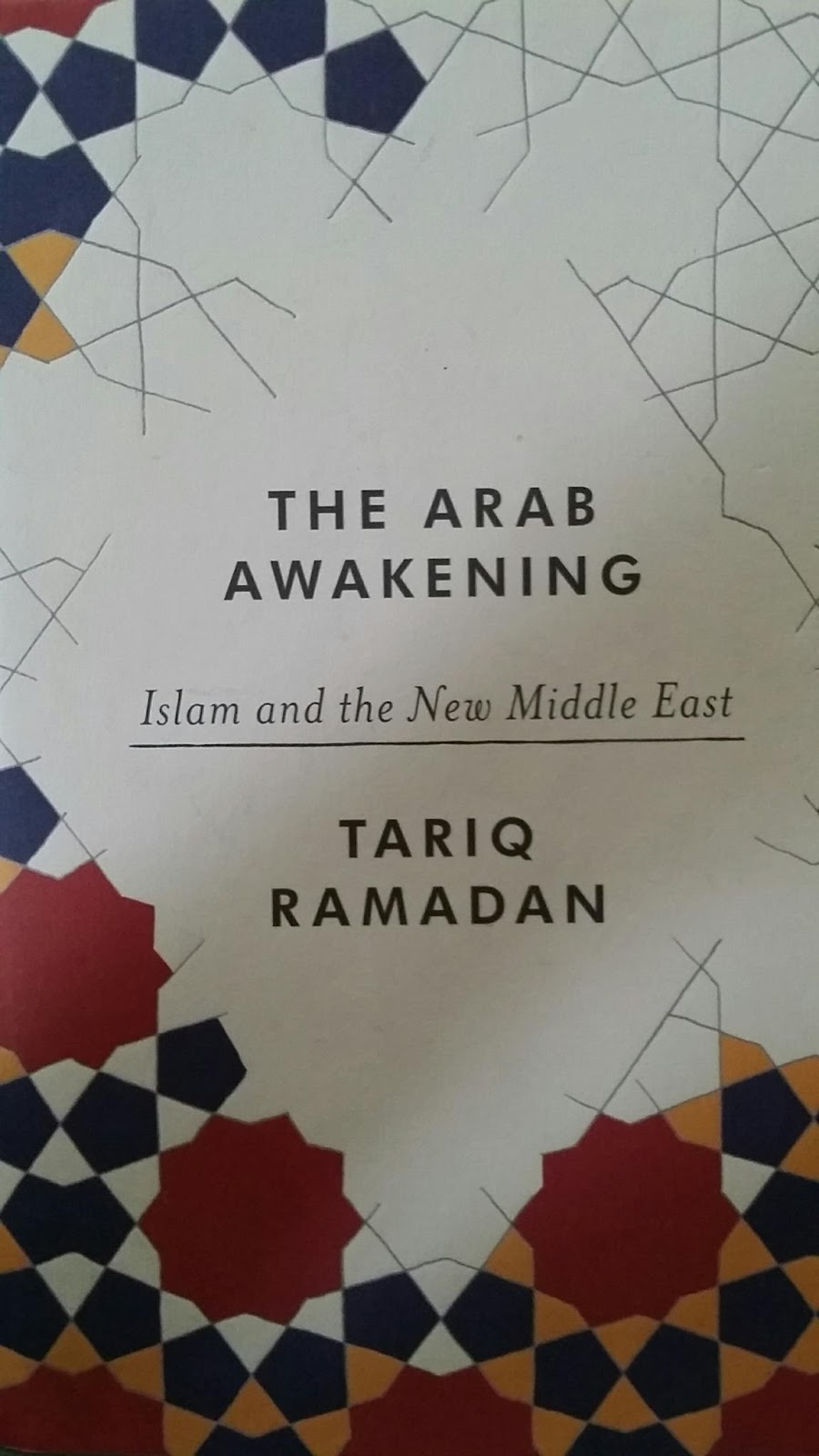 ISLAM AND ARAB AWAKENING EBOOK