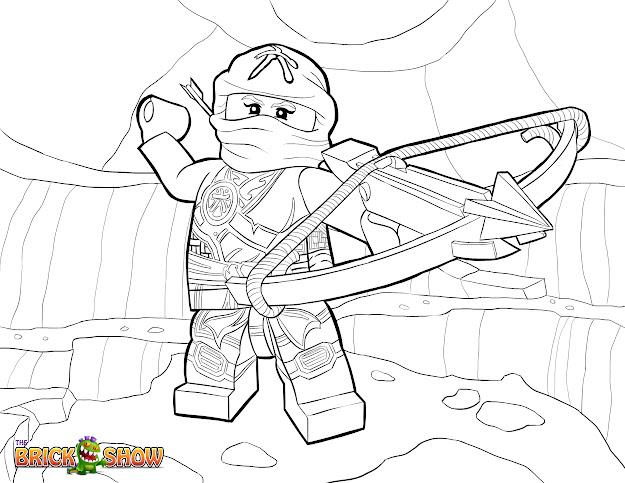 Description Hey Lego Ninjago Fan Print And Color This Coloring Page