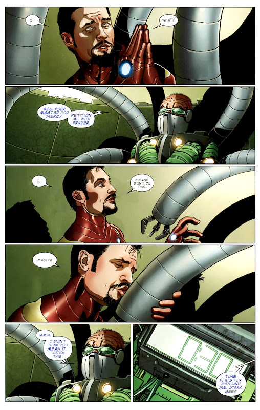Invincible Iron Man #503 page 16