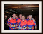 Rugby 21Bty Members forming part of 47Regt Team
