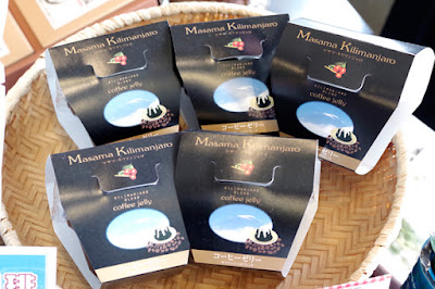おすすめ商品:マサマキリマンジャロ使用のコーヒーゼリー