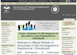 Employment Registration Uttarakhand