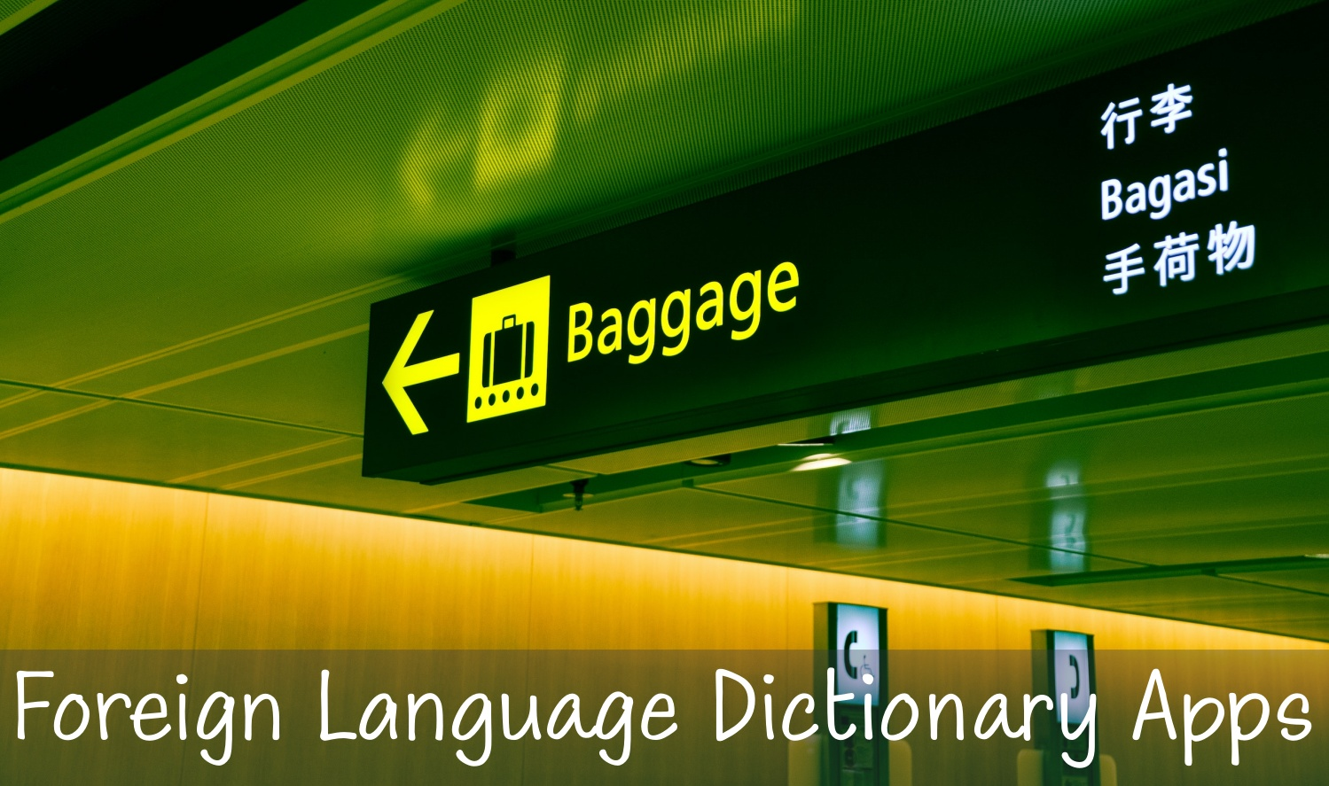 Best Foreign Language Dictionary Apps for iPhone and iPad