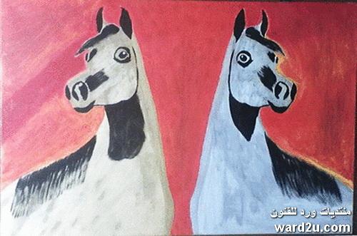 اخر اعمالي الفنية فى الرسم والتصوير
