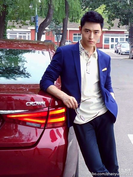 Justin Zhao Yixin / Formerly Zhao Yuxin China Actor