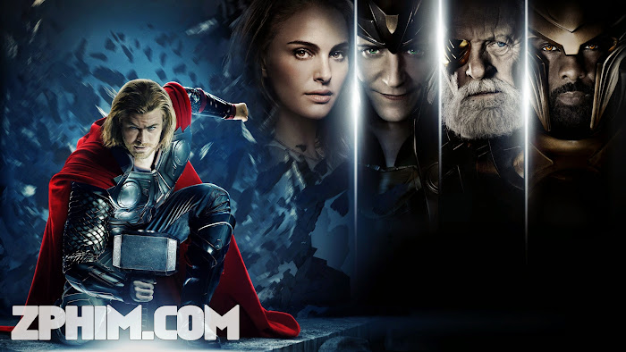 Ảnh trong phim Thần Sấm - Thor 1