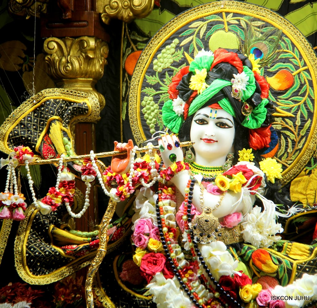 ISKCON Juhu Sringar Deity Darshan on 2nd July 2016 (18)