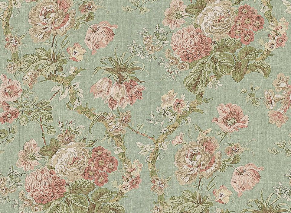 Vintage floral wallpaper pattern cool hd wallpapers for Wallpaper home vintage