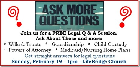 Free Legal Chat