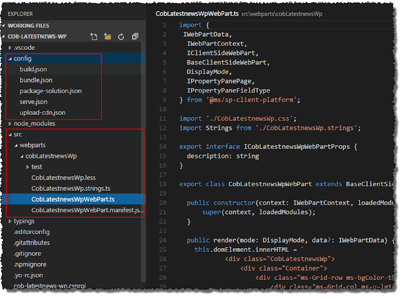 Client web part - initial code - 1_1