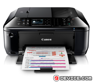 Canon PIXMA MX517 printing device driver | Free download & install