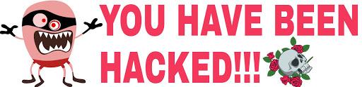 Blog Hacked