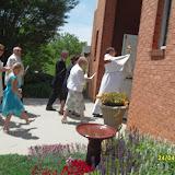 4.24.2011. Msza Wielkanocna z procesją. Zdjęcia B. Kołodyński i E. Gürtler-Krawczyńska. - SDC12519.JPG
