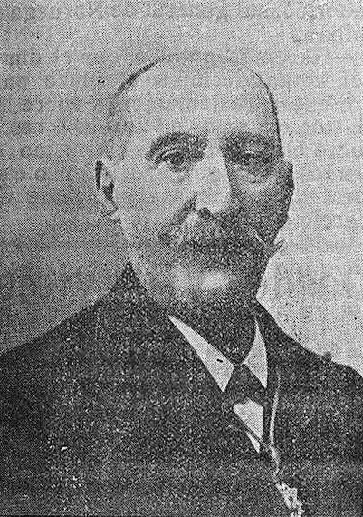 Presidente de la Diputación