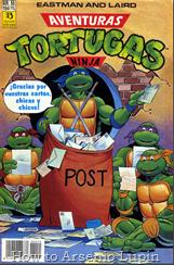 Actualizacion 12/04/2017: Se agregan los números 55, 56, 57, 58 y 59 de Aventuras de las Tortugas Ninja (Ediciones Zinco), pueden consultar el orden de lectura para saber su correspondencia con la versión estadounidense e inglesa.