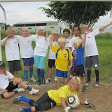 Fotbollsturnering vårterminen 2011