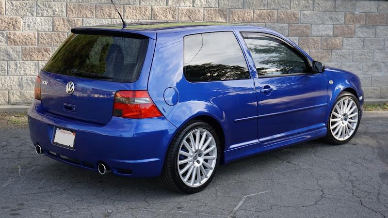 fs 2004 volkswagen r32 blue 65k norcal rennlist. Black Bedroom Furniture Sets. Home Design Ideas