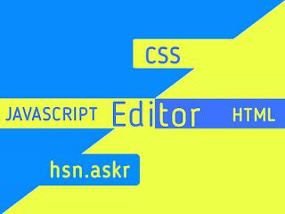 Hasan Askari: Aplikasi Android Editor Html, Css, dan Javascript recomended