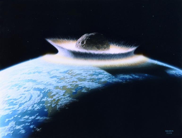 NASA: Asteroid yang Saat Ini Menuju Bumi Berbahaya dan Dapat Menghancurkan Planet