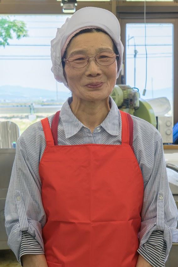 北清倫子さん