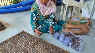 Manfaatkan Hasil Laut Karawang, Warga Cilamaya Produksi Terasi Parean Jaya