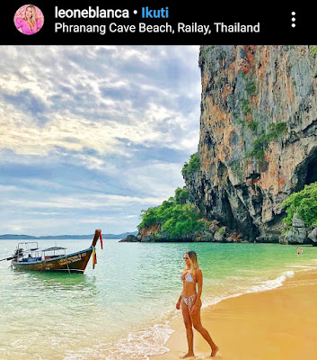 Pantai railay thailand