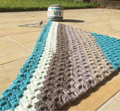 Crochet C2c Blanket Samelia S Mum