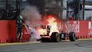 Heikki Kovalainen Lotus/Cosworth T127