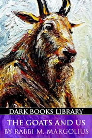 Cover of Rabbi Marc Margolius's Book The Goats And Us