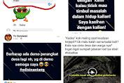 """Kades """"Rame-Rame"""" Laporkan Akun Yo Gunawan Ke Mapolres Karawang"""