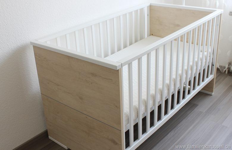 Babybett_Babymatratze
