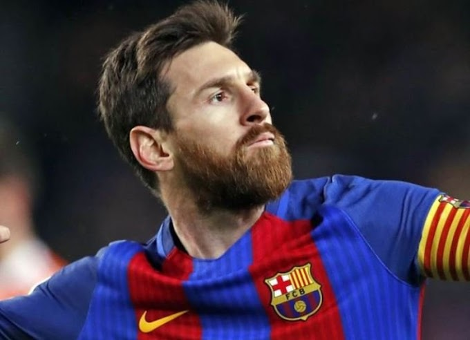 Messi Close To Breaking Diego Maradona's Record (See Details)