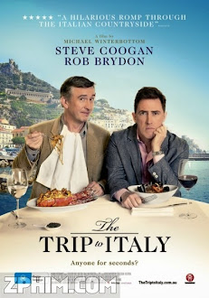 Chuyến Đi Đến Ý - The Trip to Italy (2014) Poster