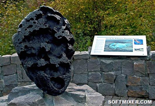 Willamette-Meteorite(2)