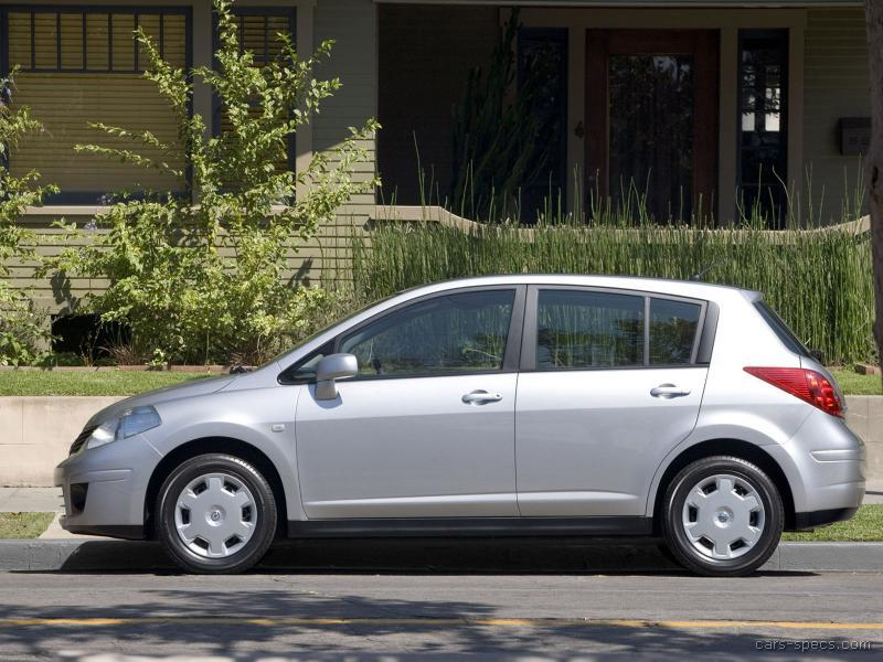 2009 Nissan Versa Hatchback Specifications Pictures Prices