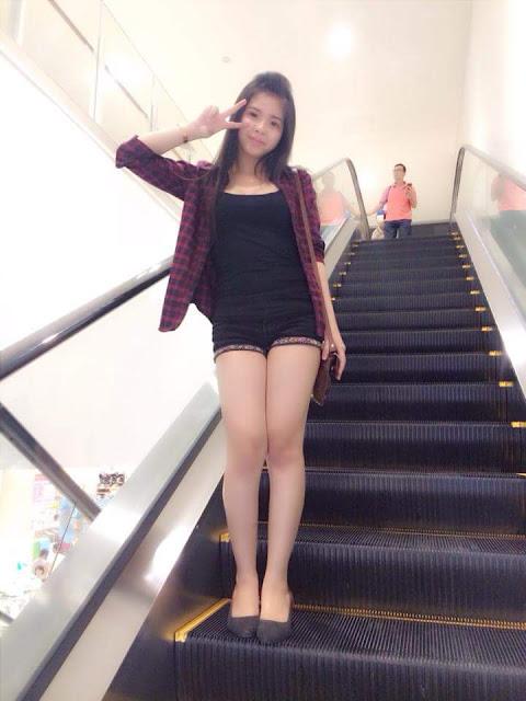 Hot girl Trần Vũ Kim Ngân