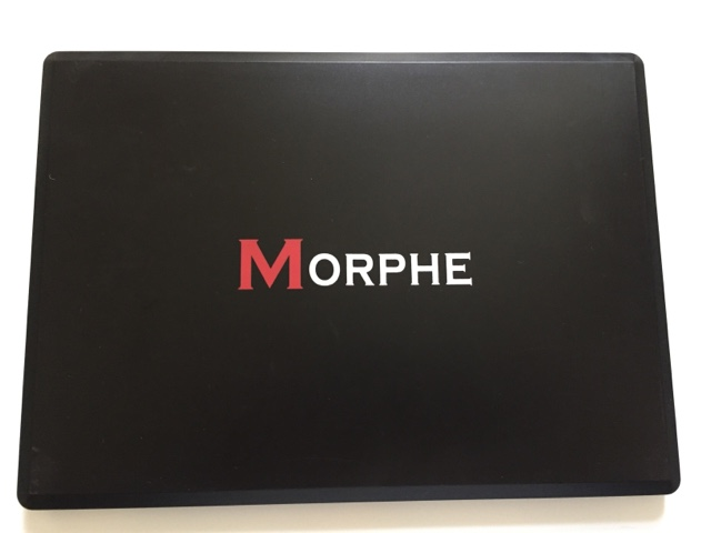 Morphe Brushes 35T palette