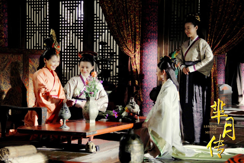 Legend of Miyue China Drama