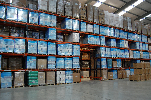 Warehouse - eStockCard Inventory Software