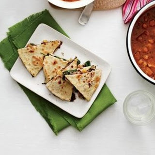 Weight Watchers Crispy Vegetable Quesadillas