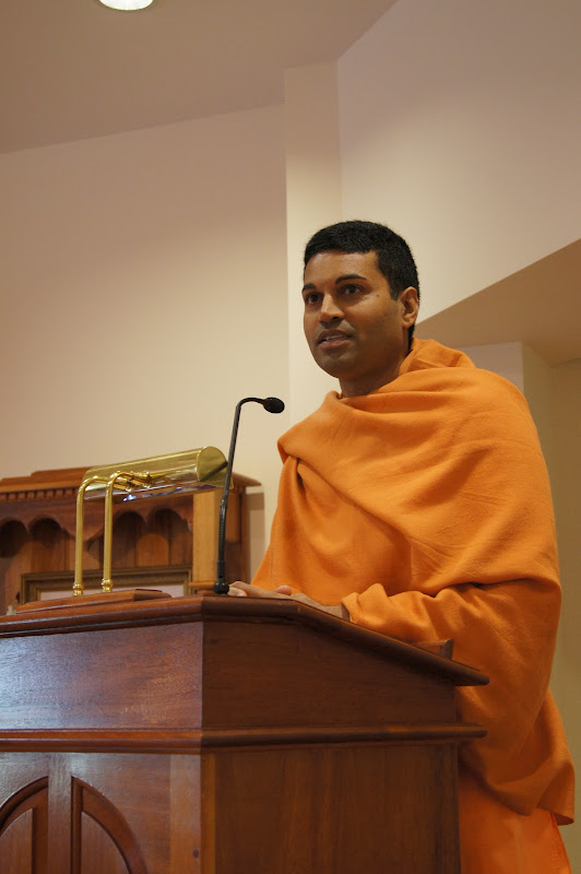 Day 2 Sessions moderated by Swami Harinamananda
