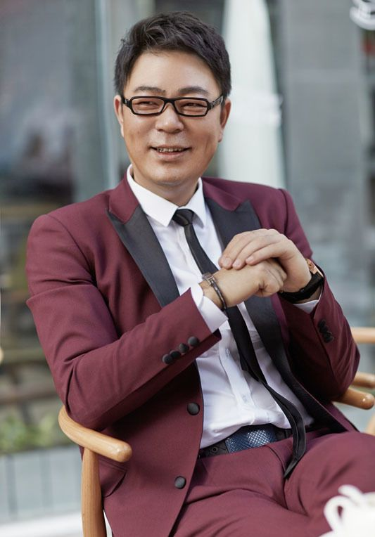 Gao Yalin China Actor