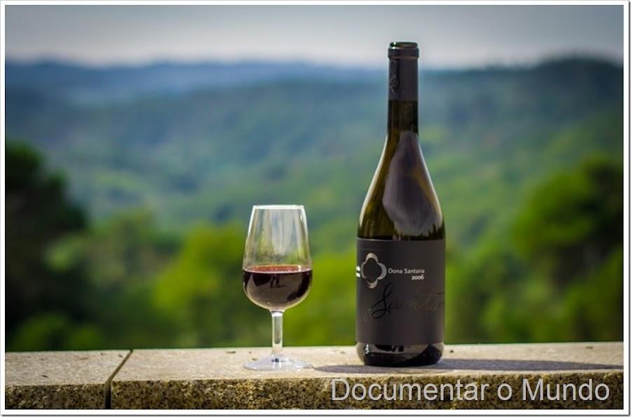 Quinta de Lemos, Rota dos vinhos do Dão